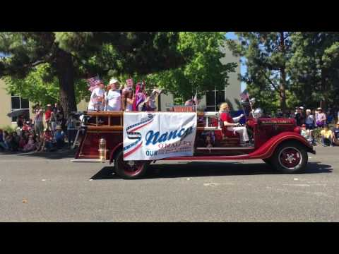 Fremont 4th of July Parade 2017 - Fremont, CA