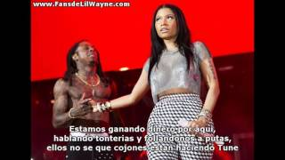 Lil Wayne feat Nicki Minaj & Cory Gunz - Lay It Down (Subtitulada en español)