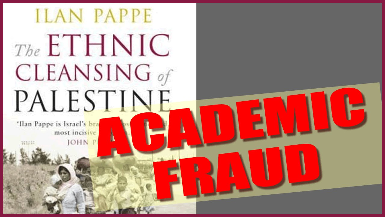 The Ethnic Cleansing of Palestine by Ilan Papp