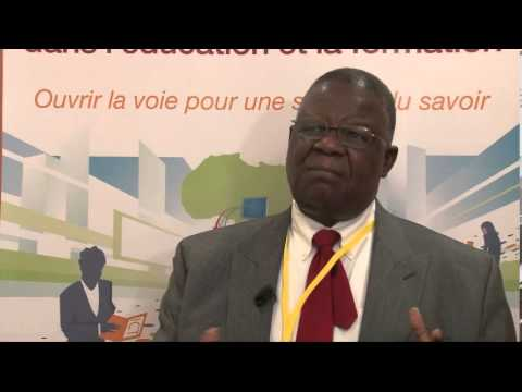 Interview with Dzingai MUTUMBUKA, Chair of ADEA, Tunis,Decem