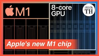 All you need to know about Apple's new M1 chip