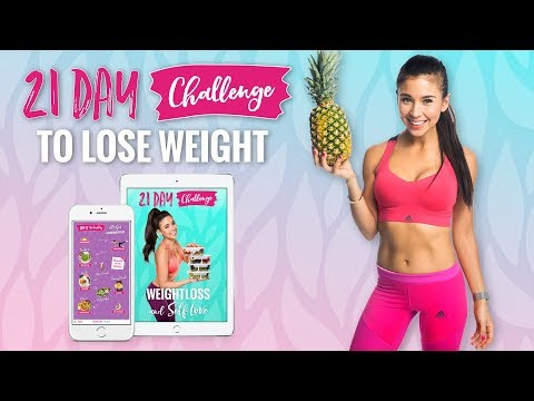 21 DAY CHALLENGE TO LOSE WEIGHT!💖 RAWVANA
