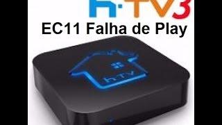 HTV Box3 Travando-EC11 Falha de Play - Resolvendo Problemas de Conectividade com HTV BOX