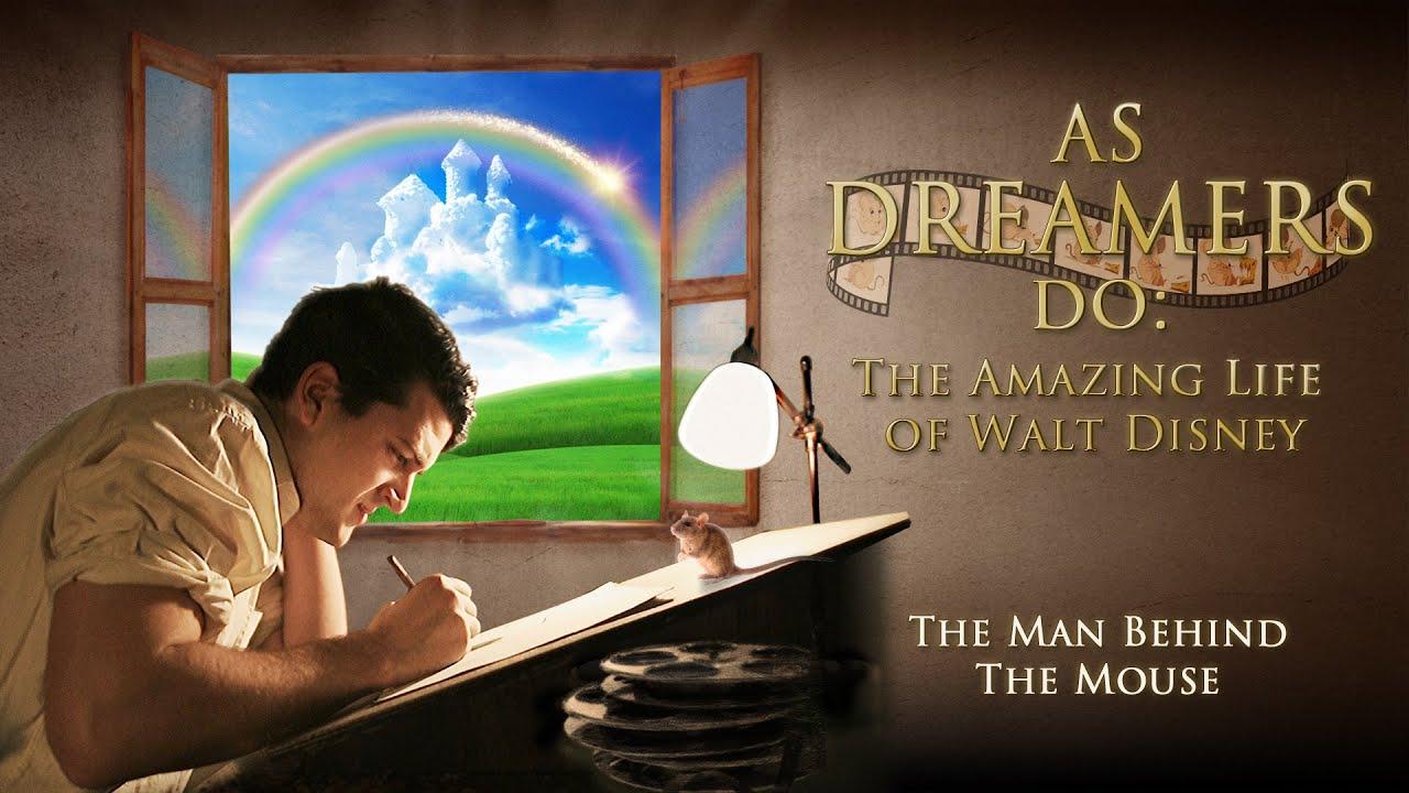 As Dreamers Do: The Amazing Life of Walt Disney - Trailer