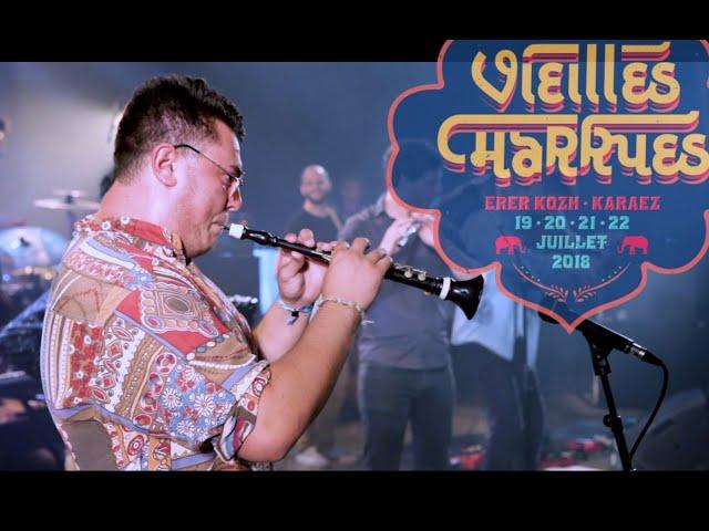 Nâtah Big Band - Vielles Charrues 2018 (Aftermovie)