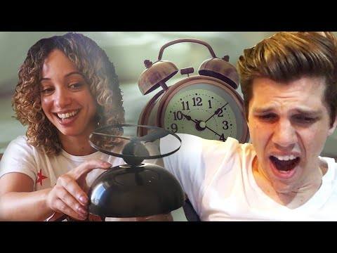 Thumbnail: Couples Try Extreme Alarm Clocks From Amazon