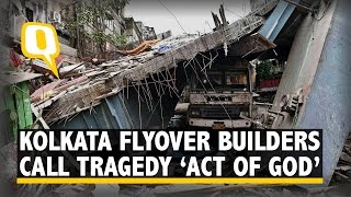 ivrcl dubs flyover collapse as an accident