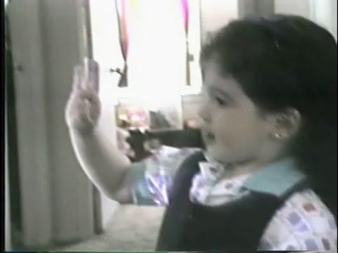 1988 Cherie's 3rd Birthday