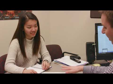 Baruch College Virtual Tour: International Student Service Center