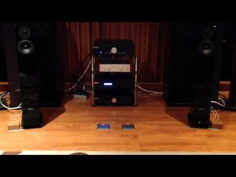 Musical Fidelity M6i , PMC twenty.23