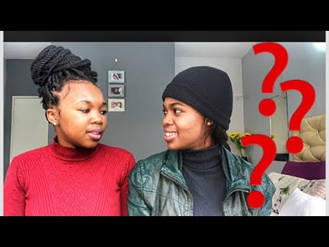 WHAT KIND OF LESBIANS ARE WE ??| SOUTH AFRICAN YOUTUBERS| LESBIAN COUPLE