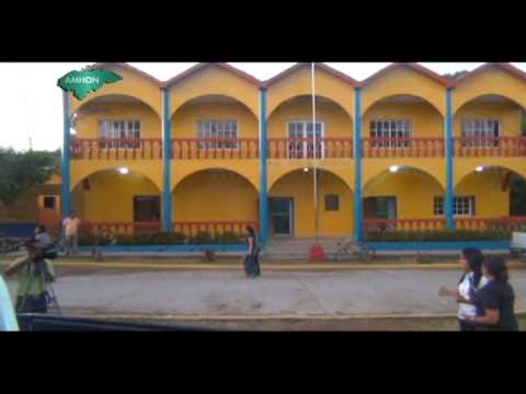 Municipios Bellos de Honduras---SANTA ANA DE YUSGUARE, CHOLUTECA 2015