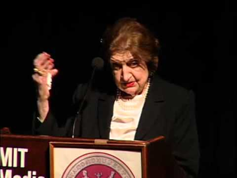 America at War? A Conversation with Helen Thomas