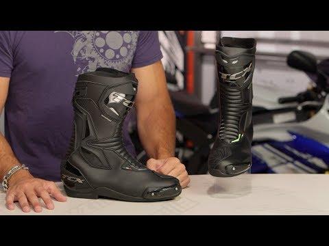 TCX SP-Master Boots Review at RevZilla.com