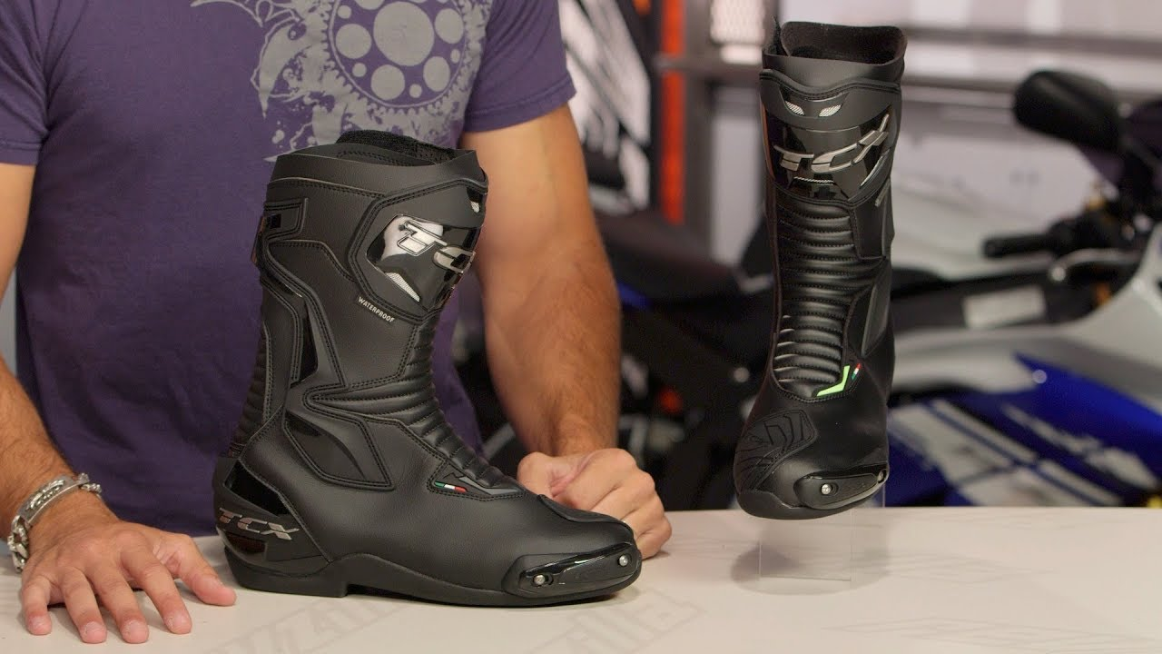 TCX SP Master Boots Review at