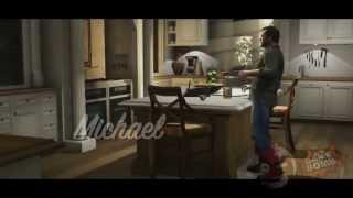 GTA 5 — Русский трейлер! Майкл,Франклин,Тревор.