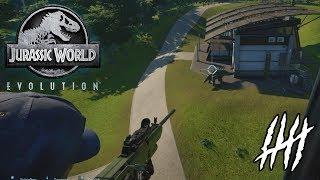 Jurassic World Evolution #005 Unsere zweite Insel