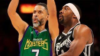 Gilbert Arenas vs Mahmoud Abdul-Rauf - Full Duel Highlights | Week 8 | Season 3, BIG3 Basketball