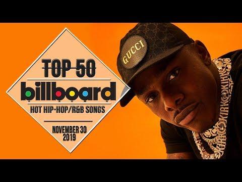 Top 50 • US Hip-HopR&B Songs • November 30 2019  Billboard-Charts