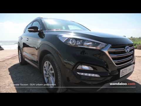 Essai Hyundai Tucson 2017