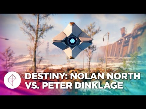 Destiny: Nolan North Vs. Peter Dinklage Ghost VA