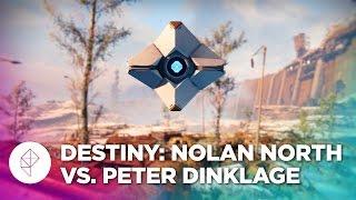 Destiny: Nolan North Vs. Peter Dinklage