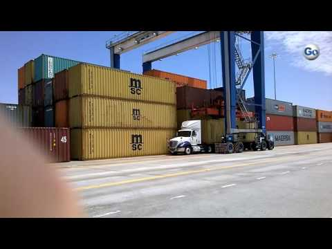 "In economic terms, the South Carolina Inland Port in Greer has become the Upstate's ""gateway to the"