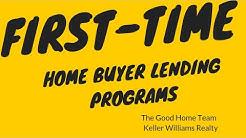 Dallas Tx First-time Home buyer Lending Programs with Nick Good & Michael DeBacker