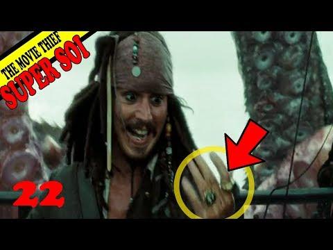 [SUPER SOI 22] Soi 15 Lỗi Sai Trong Cướp Biển CARIBE 2: Chiếc Rương Tử Thần| Kênh Movie Thief.