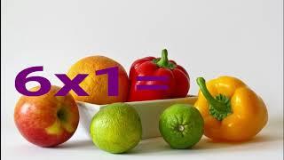Table de multiplication 5 et 6