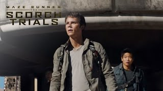 Maze Runner: The Scorch Trials │ Get It First On Digital HD!   20th Century FOX