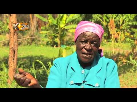 Woman who taught President Uhuru as a toddler reminisces his formative years