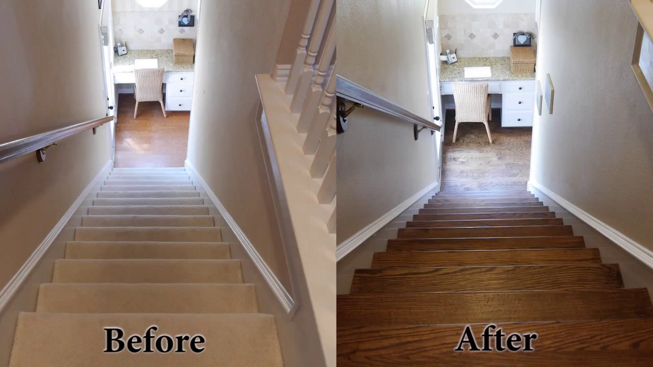 Flooring And Stairway Renovations