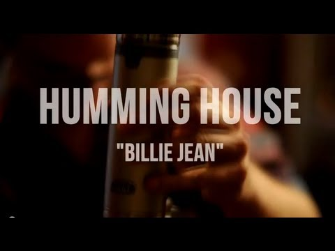 Humming House - ft. Leslie Rodriguez - Billie Jean (Michael Jackson Cover) - The Parlor Sessions