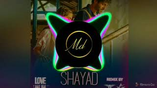 Shayad full song on Remix//DJ Angel,Arijit singh,MD Govna official