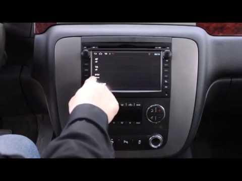 OTTONAVI GMC S150 ANDROID GPS RADIO INSTALL AND OVERVIEW