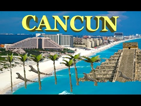 Cancun - Mexico 2016 HD