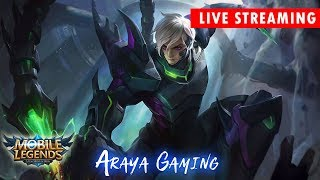 LIVE  - OPEN MABAR EPIC-LEGEND-MYTIC ( MOBILE LEGENDS)