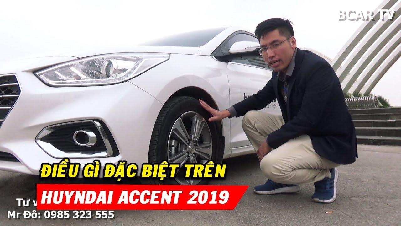 Hyundai Accent 2019 có những tính năng cực mới – Toyota Vios cũng phải dè chừng