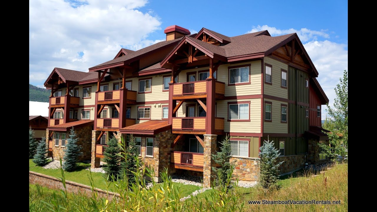 Wildhorse meadows first tracks steamboat vacation for Cabin rentals near steamboat springs