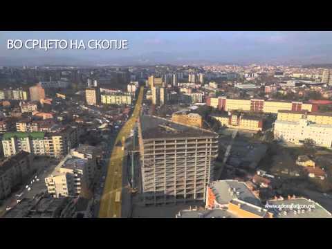 АДОРА FLATIRON - Доживејте го духот на Њујорк во Скопје