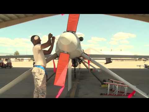The Most Little but Feared US Aircraft: Inside MQ 1 Predator Drone 'Cokpit'