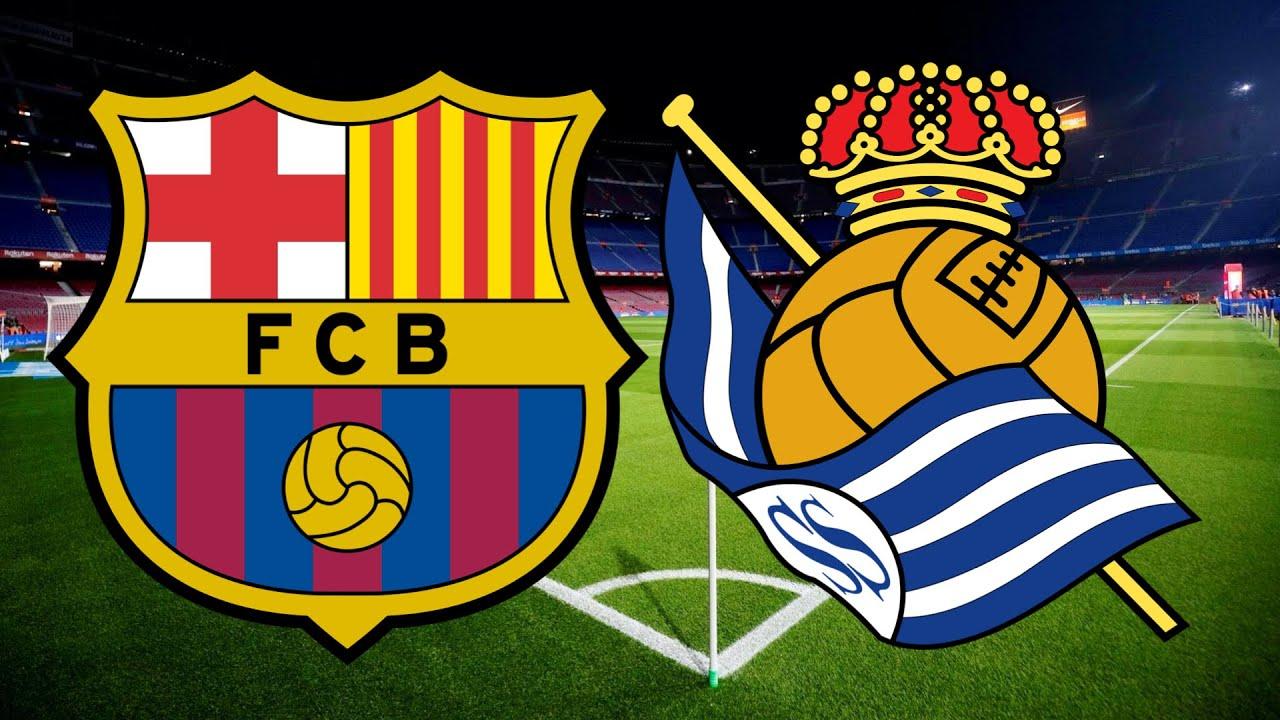 Ver Barcelona vs Real Sociedad En vivo La Liga Hoy 16/12/2020