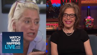 Jackie Hoffman Weighs in on Housewives Drama | WWHL