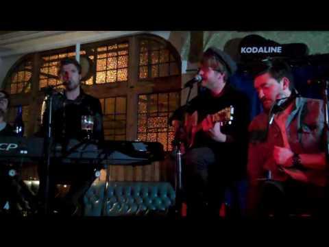 Kodaline - Latch & All I Want @ The George Tavern, east London 05/05/13