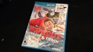المسح: إنشاء و تحطم علبته [Wii U]