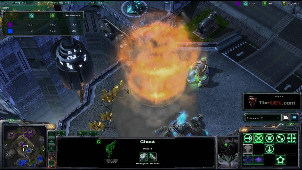 Terran Ghost image - StarCraft: Sons of War mod for StarCraft - Mod DB