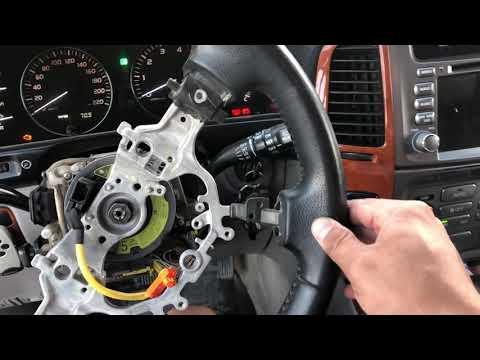 Люфт руля Toyota Land Cruiser 100 VX