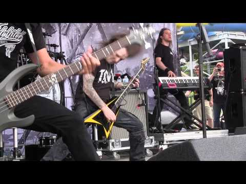 2013 Rockstar Energy Drink Mayhem Festival Highlights