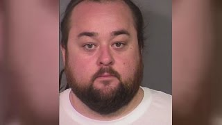 'Pawn Stars' Chumlee arrested after police raid his home